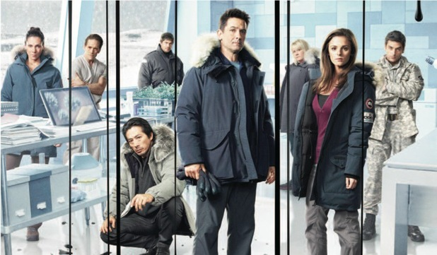 The cast of Syfy's 'Helix'.