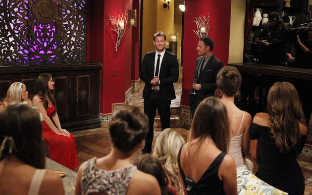 The Bachelor Season 18 premiere: Juan Pablo meets the bachelorettes