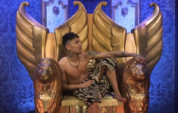Celebrity Big Brother: Dappy in the Diary Room