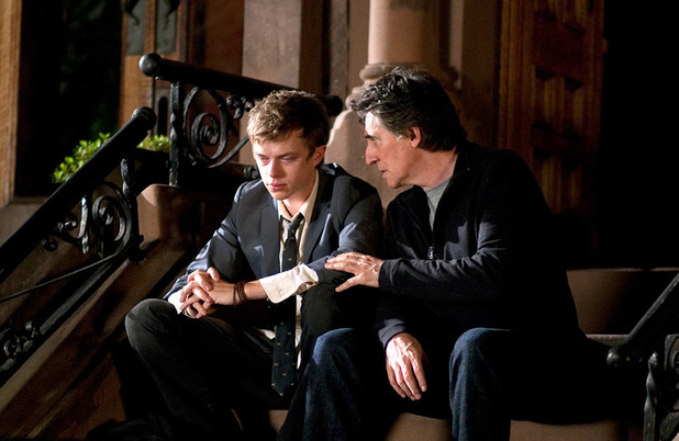 Dane DeHaan and Gabriel Byrne in 'In Treatment'