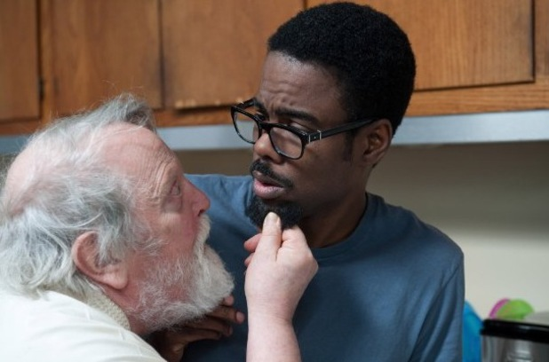 Albert Delpy, Chris Rock, 2 Days in New York