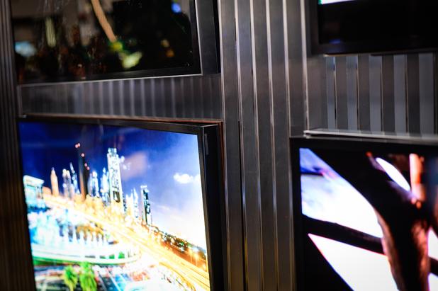 CES: 'Bendable' TV