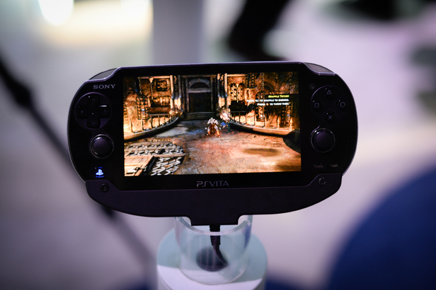 PlayStation Now on the PS Vita
