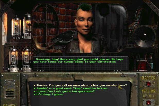 Fallout 1 (1997)