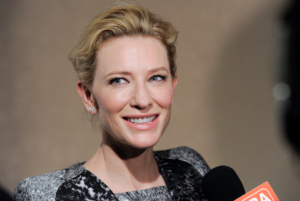Cate Blanchett at the Film Critics Awards