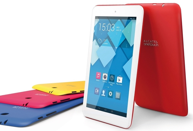 Alcatel's OneTouch Pop tablets