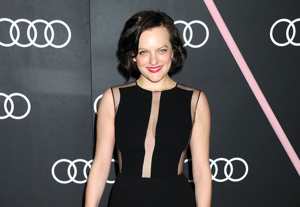 Audi Golden Globe Kick Off Party 2014, Los Angeles, America - 09 Jan 2014 Elisabeth Moss