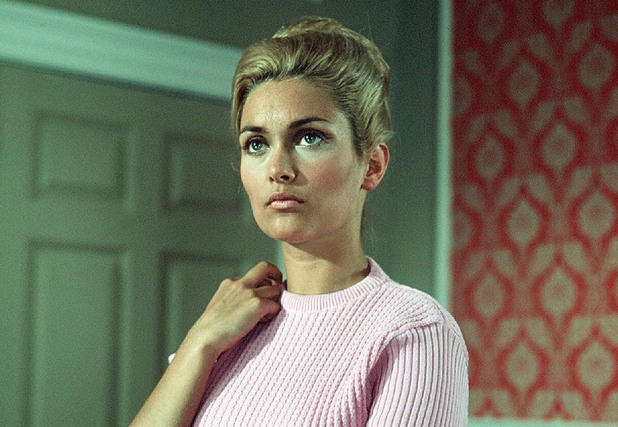 Alexandra Bastedo in The Champions
