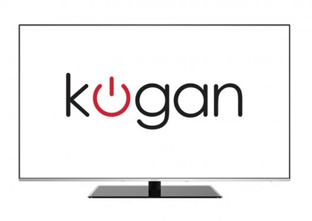 Kogan's 55-inch UHDTV