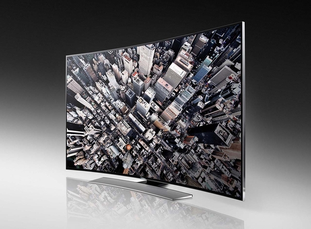 Samsung Ultra High Definition 4K TV