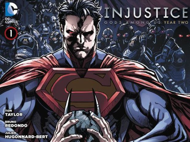 Injustice: Year Two