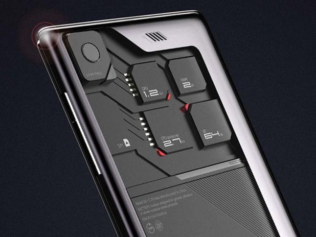 ZTE's Eco-Mobius modular smartphone