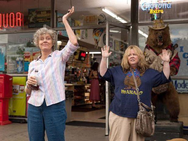 Susan Sarandon & Melissa McCarthy in Tammy