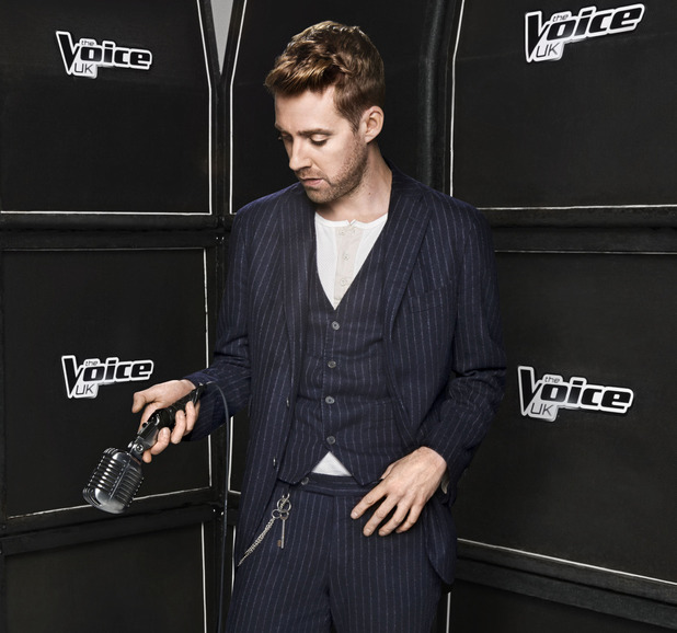 The Voice UK series 3 judge Ricky Wilson