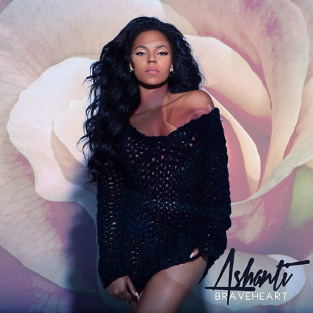 Ashanti 'Braveheart' album artwork