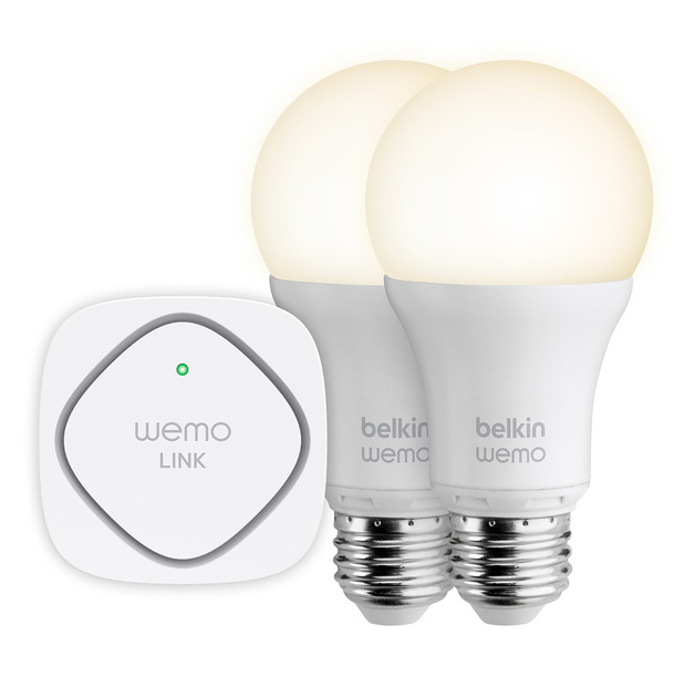 Belkin's WeMo LED Smart Bulbs
