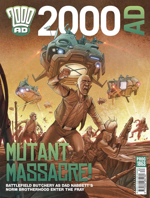 2000 AD Prog 1863