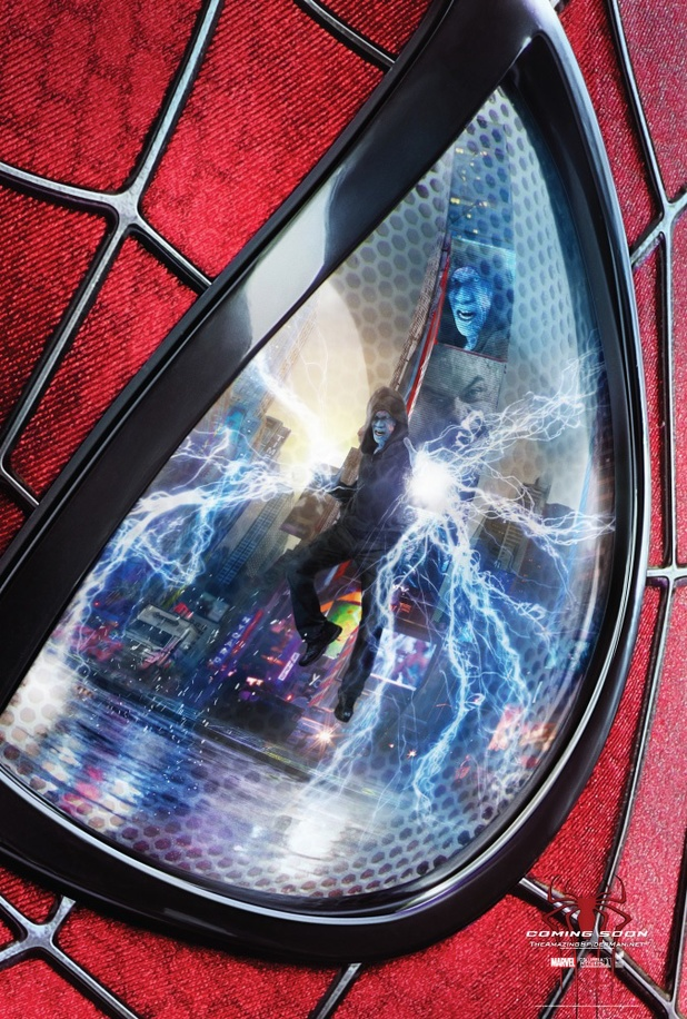 The Amazing Spider-Man 2 international poster