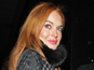 Lindsay Lohan: 'I'm not on Tinder'
