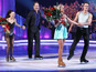 Dancing on Ice: Seaman, Lucy eliminated