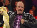 The WWE legend had been hospitalized with double pneumonia last week (Aug 27).