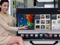 The South Korean firm reveals plans for TV sets based on the webOS platform.