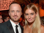 "Aaron Paul on having kids: ""I just hope they're all little girls"""