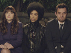 Prince unveils Zooey Deschanel duet from New Girl - listen