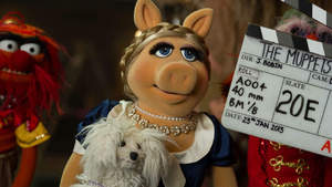 Muppets Most Wanted: On set with Ricky Gervais, Kermit, Miss Piggy