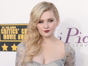 Abigail Breslin 19th Annual Critics' Choice Movie Awards, Arrivals, Los Angeles, America - 16 Jan 2014 Abigail Breslin 16 Jan 2014