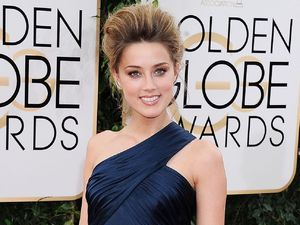 Amber Heard 71st Annual Golden Globe Awards, Arrivals, Los Angeles, America - 12 Jan 2014 Allison Williams 12 Jan 2014