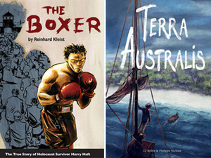 SelfMadeHero Spring 2014: The Boxer/Terra Australis