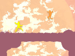 Nidhogg screenshot