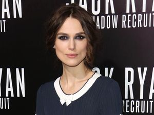 'Jack Ryan: Shadow Recruit' film premiere, Los Angeles, America - 15 Jan 2014 Keira Knightley