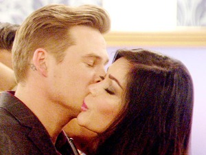 Lee Ryan says goodbye to Jasmine Waltz