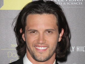 Nathan Parsons at the 39th Annual Daytime Emmy Awards, Los Angeles