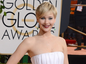 71st annual Golden Globe Awards: Jennifer Lawrence