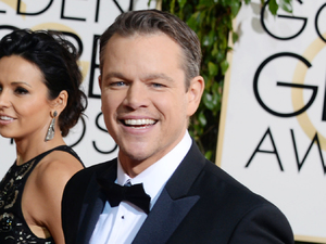 71st annual Golden Globe Awards: Matt Damon