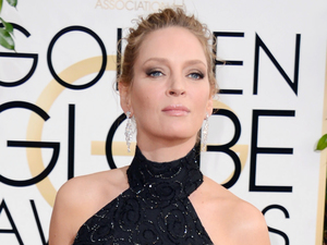 71st annual Golden Globe Awards: Uma Thurman