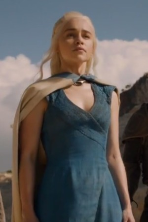 Game of Thrones season 4 trailer still, Daenerys