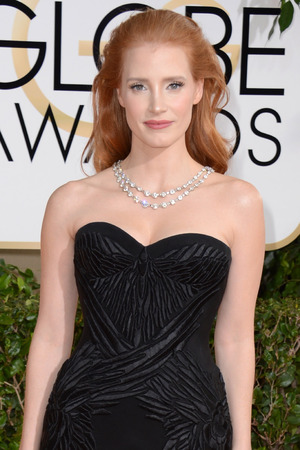 71st annual Golden Globe Awards: Jessica Chastain