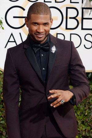 71st annual Golden Globe Awards: Usher