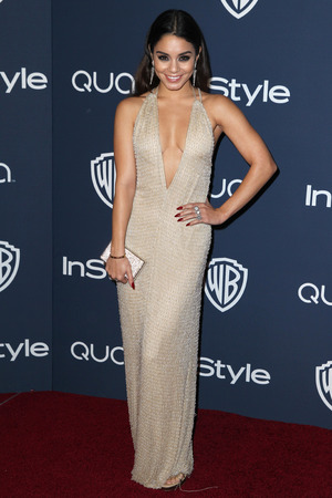 71st Annual Golden Globe Awards, Warner Bros and InStyle After Party, Los Angeles, America - 12 Jan 2014 Vanessa Hudgens