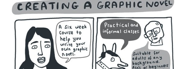 Creating a Graphic Novel