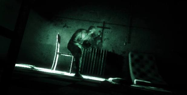Outlast is a survival horror game for PC and PS4