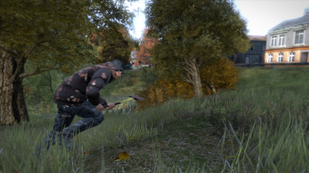 Open-world survival title DayZ is currently in alpha on PC