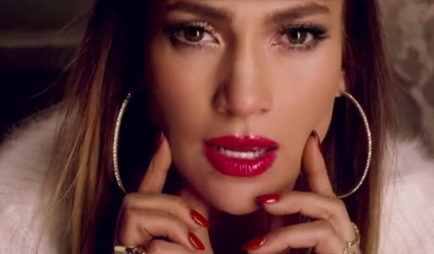 Jennifer Lopez in 'Same Girl' music video