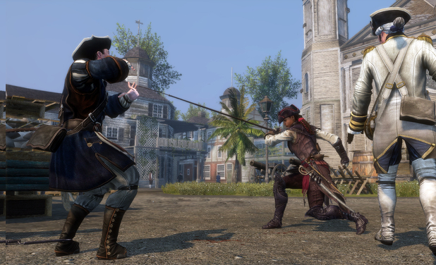 Assassin's Creed Liberation: HD brings the Vita adventure to consoles