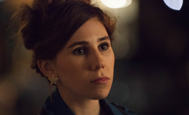 Zosia Mamet as Shoshanna Shapiro in season 3 of Girls