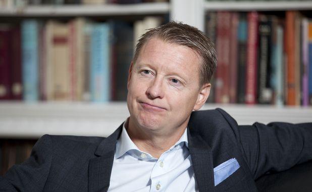 Ericsson boss Hans Vestberg